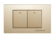 16A250V二位单控(双控)万博manbetx最新客户端